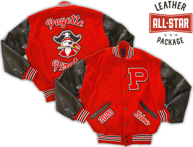Leather Sleeve All-Star Package