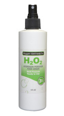 Food Grade Hydrogen Peroxide 3% Spray