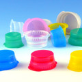10mm Snap Caps, Assorted Colors