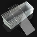 Globe Scientific Diamond White Glass Microscope Slides - Plain