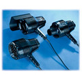 Blak-Ray B-100AP Accessories: Finger Guard, Visor, Funnel