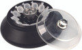 12 place rotor kit with cover, 1.5/2ml x 12, 15000rpm
