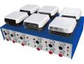 MRC MHK 1-2X3 Analog Multi-position Ceramic Hotplate Stirrers