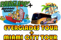 Everglades Tour + Miami City Tour Combo