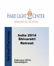 India 2014 Shivaratri Retreat