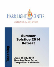 Summer Solstice Retreat 2014