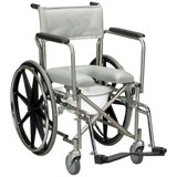 Stainless Steel Rehab Shower Chair Commode-150