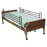 Delta Ultra Light Semi Electric Bed-219
