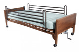 Full Length Hospital Bed Side Rails-244