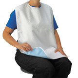 Lifestyle Terry Towel Bib-296