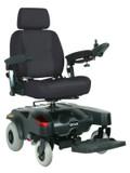 Sunfire EC Power Wheelchair-381