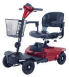 Bobcat 4 Wheel Compact Scooter-386