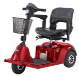Daytona 3 GT Medium Sized 3 Wheel Scooter with Padded Seat-388