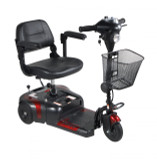 Phoenix 3 Wheel Compact Portable Travel Power Scooter-390