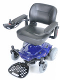 Cobalt Travel Power Wheelchair-397