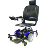 Intrepid Mid-Wheel Power Wheelchair-399