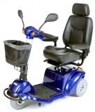 Pilot 3-Wheel Power Scooter-424