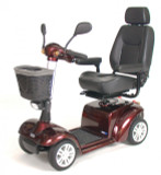 Pilot 4-Wheel Power Scooter-427