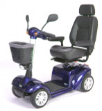 Pilot 4-Wheel Power Scooter-428