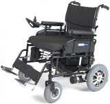 Wildcat 450 Heavy Duty Folding Power Wheelchair-452