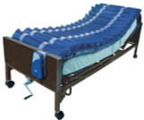 "5"" Med Aire Low Air Loss Mattress Overlay System with APP-501"