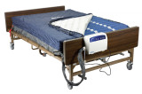 Med Aire Bariatric Heavy Duty Low Air Loss Mattress Replacement System-516