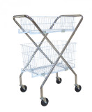 Utility Cart with Baskets-537