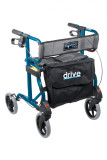 Diamond Transport Wheelchair Rollator-702
