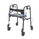 "Clever Lite Rollator Walker with 5"" Casters-725"
