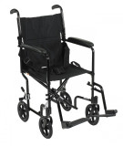 Lightweight Transport Wheelchair-ATC17