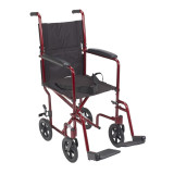 Lightweight Transport Wheelchair-ATC17rd