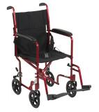 Lightweight Transport Wheelchair-ATC19rd