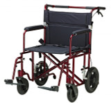 Bariatric Transport Chair-741