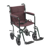 Flyweight Lightweight Transport Wheelchair-754