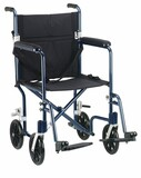 Flyweight Lightweight Transport Wheelchair-755