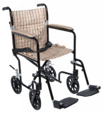 Flyweight Lightweight Transport Wheelchair-756