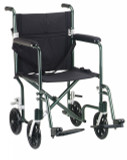Flyweight Lightweight Transport Wheelchair-757