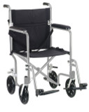 Flyweight Lightweight Transport Wheelchair-758