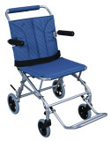 Super Light Folding Transport Chair with Carry Bag-761