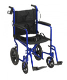 Lightweight Expedition Transport Wheelchair with Hand Brakes-764