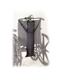 Wheelchair Carry Pouch for Oxygen Cylinders-915