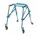 Youth Sized Nimbo Rehab Lightweight Posterior Posture Walker-1018