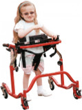 Pediatric Luminator Anterior Gait Trainer-1095