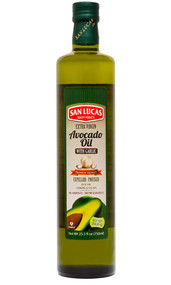 AVOCADO OIL WITH GARLIC 750 ML 25.3 FL OZ