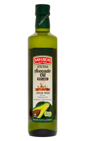 AVOCADO OIL WITH GARLIC 500 ML 16.9 FL OZ