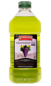 GRAPE SEED OIL BLEND 2 LITERS Oil 67.6Fl OZ