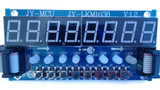 LED Display- 7 Segment ; 8 Digit