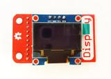 """eCog 101 - Display - .96"""" OLED LCD Display"""