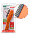 Lice Comb X2 Rows Patent Highly Effective in Removing Lice and Nits