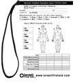 Tactical Combat Casualty Care Card